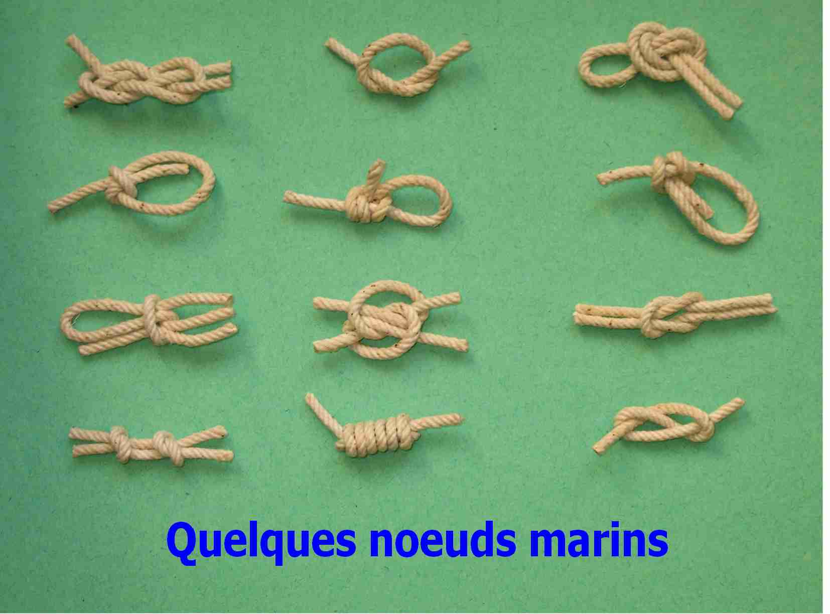 Noeuds marins d34aed436cb